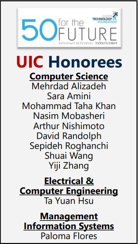 uic honorees