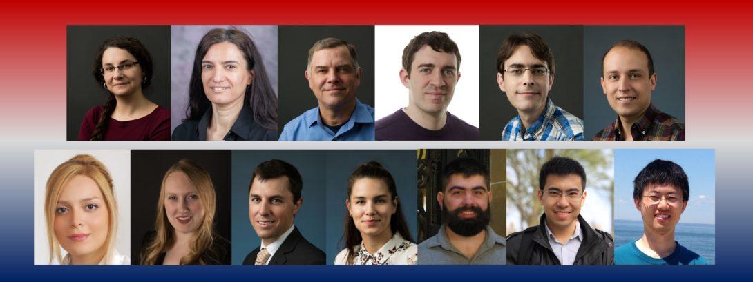 new faculty members headshots