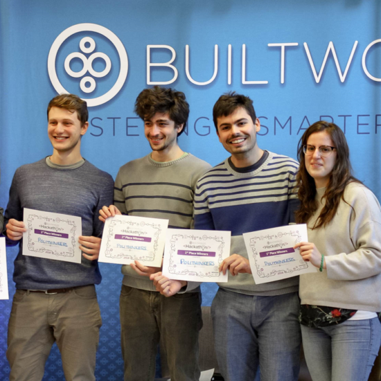 builtworlds hackathon winners