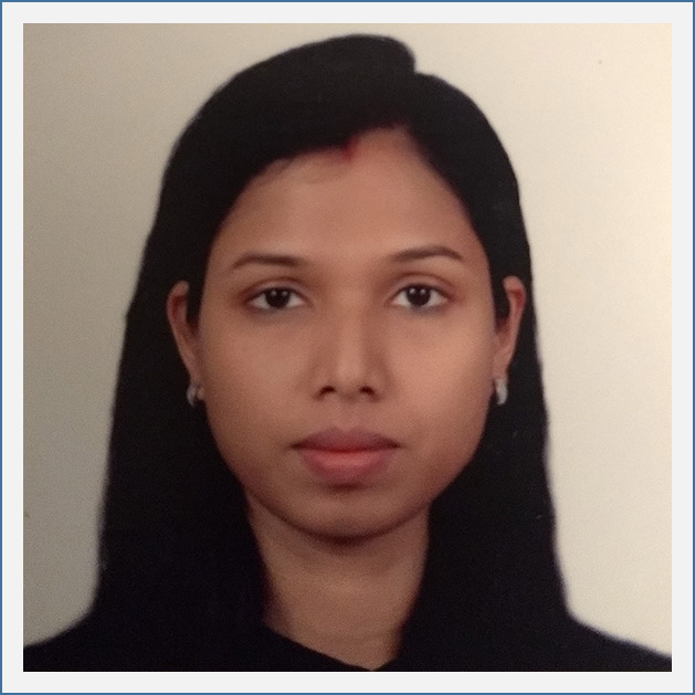 student Ashwini Naik