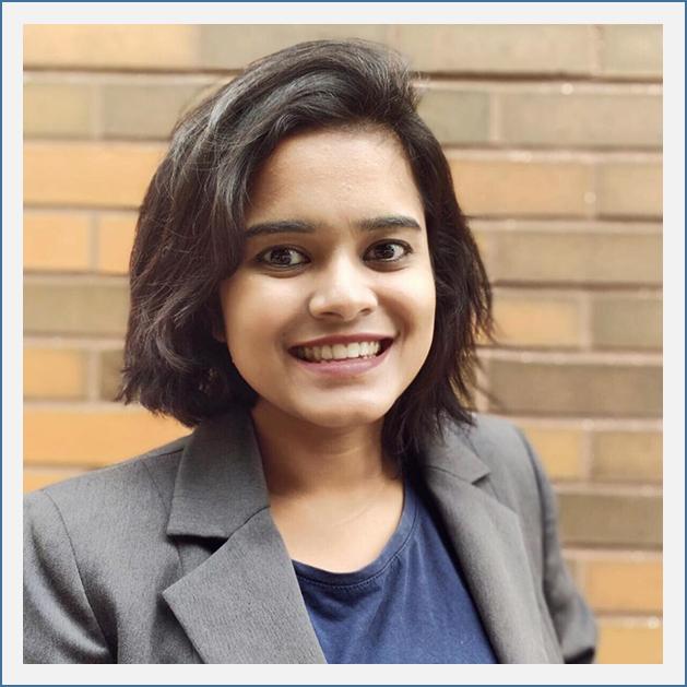 student Vijaya Nandhini Sivaswamy