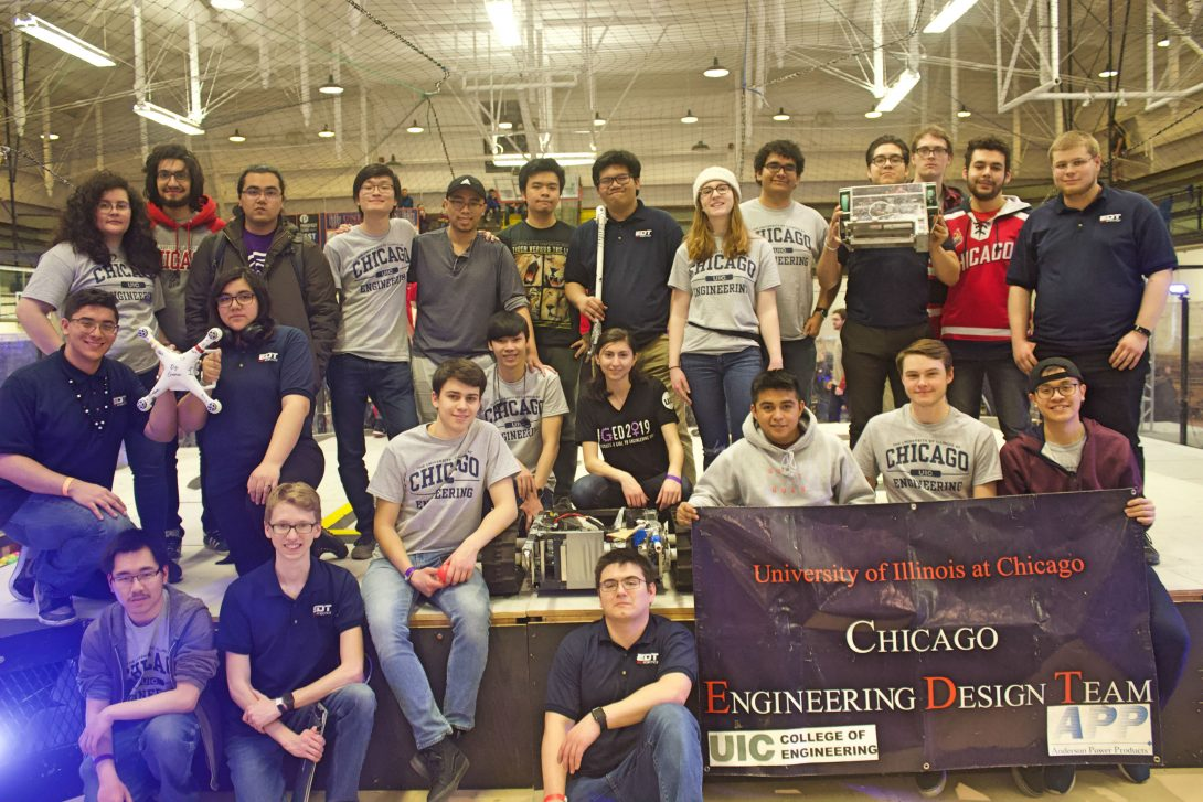 UIC's Engineering Design Team