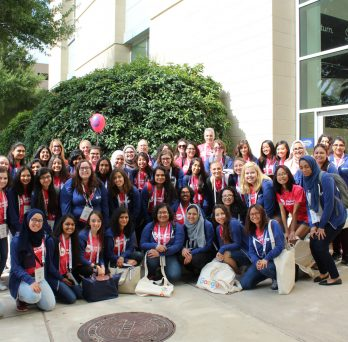 UIC students attend Grace Hopper