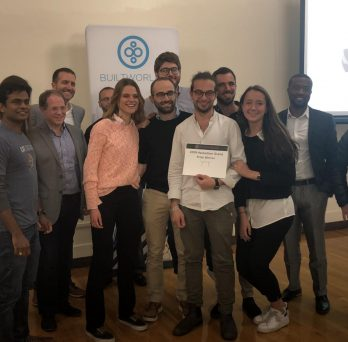 Builtworlds team with judges