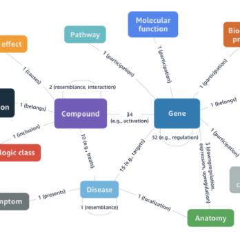 representation of a knowledge graph
