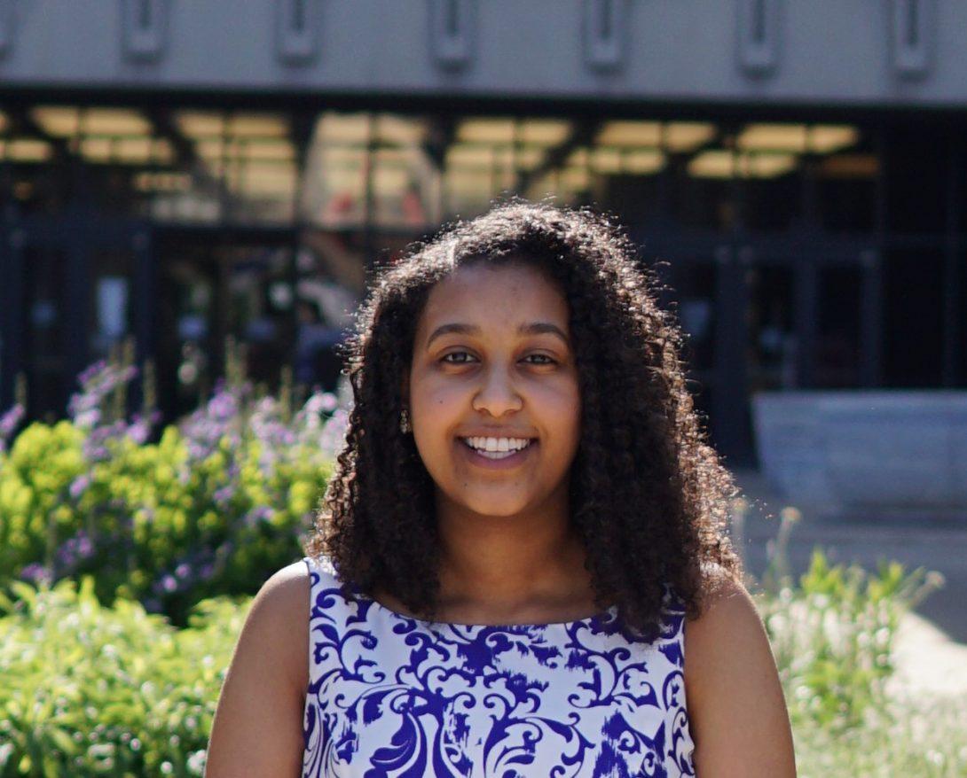 Ellen Kidane